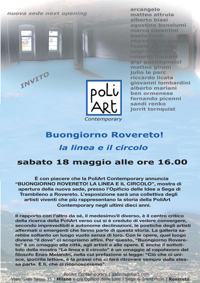 PoliArt Opening